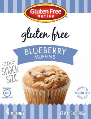 Small Blueberry Muffins